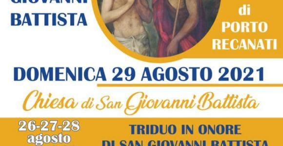 Manifesto San Giovanni Battista