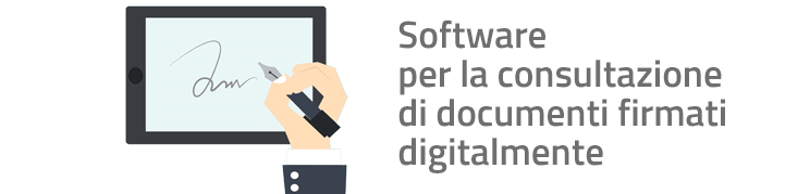 Software firma digitale